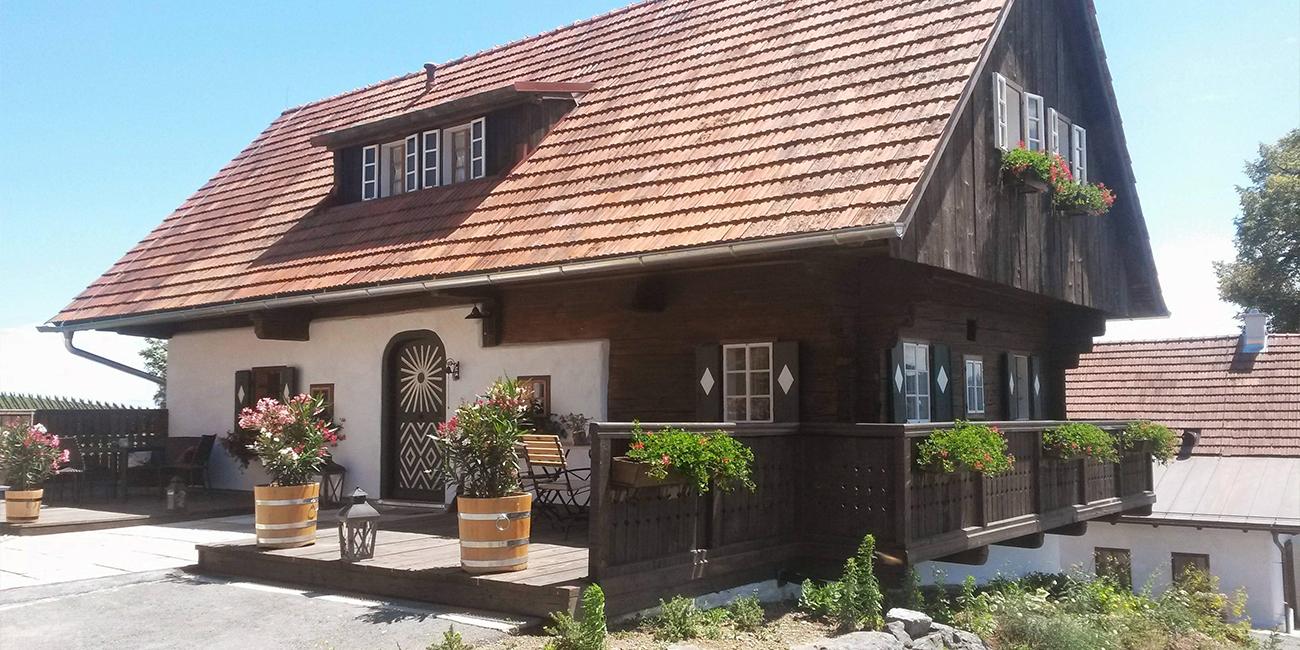 Ferienhäuser Eichberg