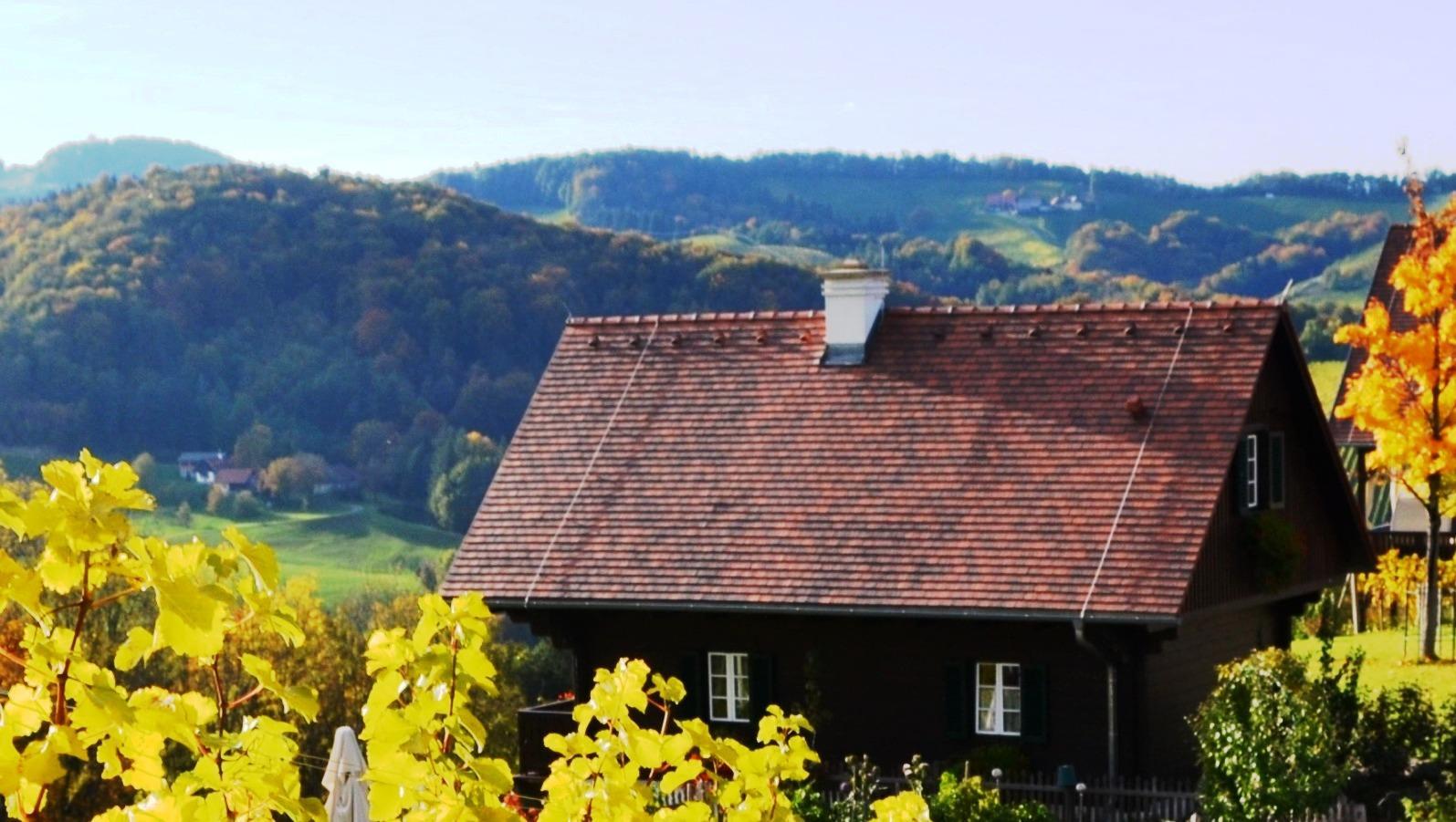 Ferienhaus Gamlitz in Aussichtslage