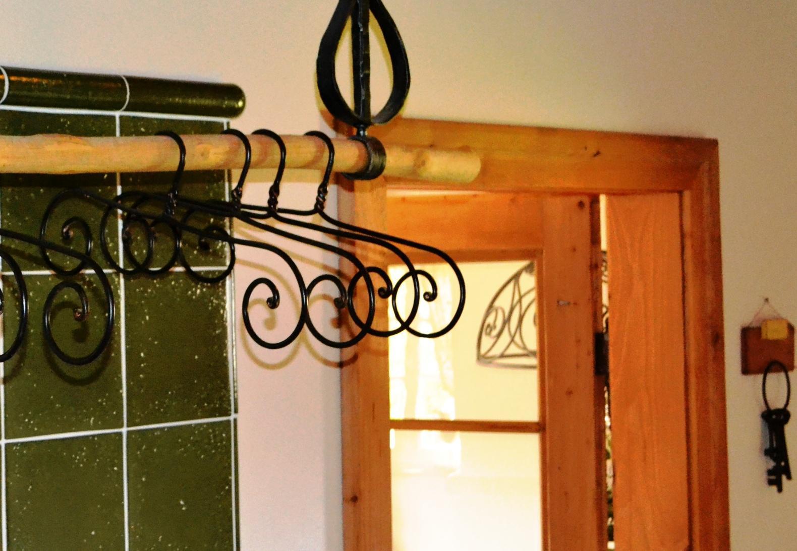 rustikale Einrichtung Ferienhaus Südsteiermark