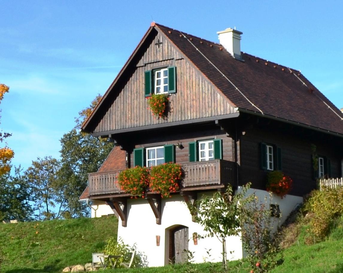 Ferienhaus Südsteiermark mit Panoramablick