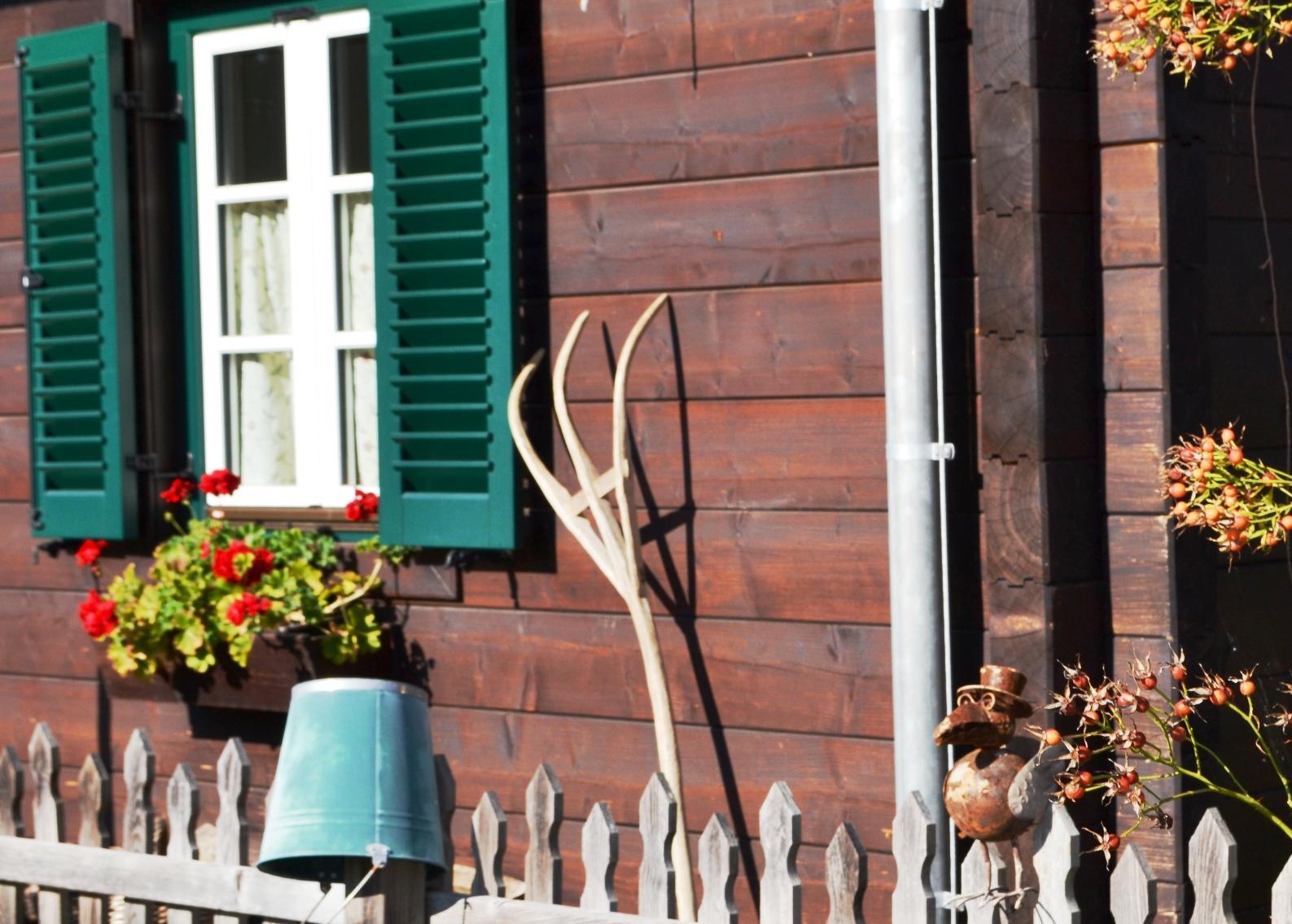 Liebevolle Dekoration am Knappenhof Gamlitz in der Steiermark