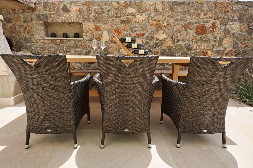 Sitzbereich-Tisch