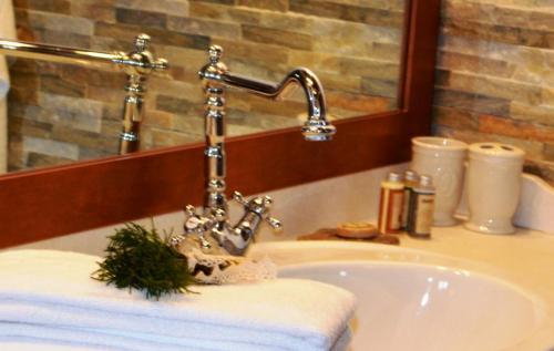 Ihr Badezimmer im Weingartenstöckl Eichberg am Knappenhof Eichberg südsteirische Weinstraße