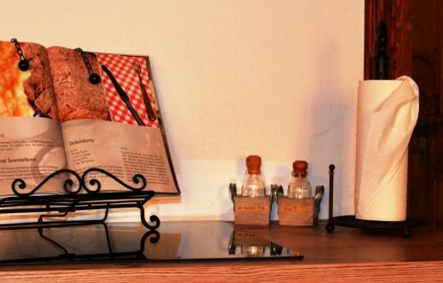 Hochwertig und voll ausgestattete Küche im Ferienhaus Weigartenstoeckl am Knappenhof Eichberg an der Südsteirischen Weinstrasse