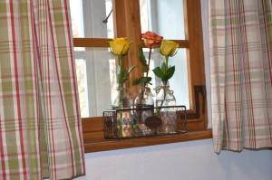 Liebevolle Dekoration in der Ferienwohnung Weingartenstoeckel am Knappenhof Eichberg inmitten der südsterischen Weinberge